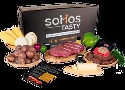 Kit de Asado Soy Tasty Para 5 Personas 1 U