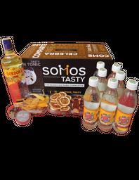 Gordon´s Tonic con Tónica Canada Dry 15 Cocteles