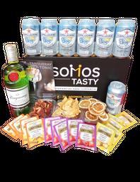 Tanqueray Tea Tonic con Tónica S. Pellegrino 15 Cocteles
