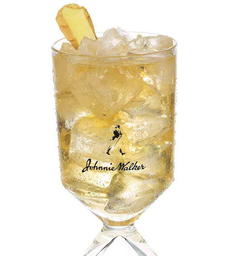 Red Label  Johnnie Ginger  15 Cocteles