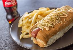Combo Hot Dog Tradicional