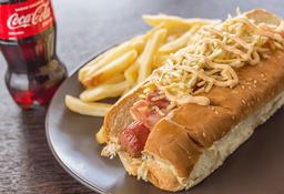 Combo Hot Dog Super