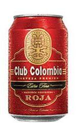 CervezaClub Colombia Roja