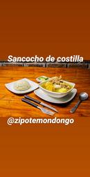 Sancocho de Costilla