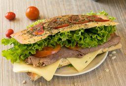 Sándwich Roastbeef Medio