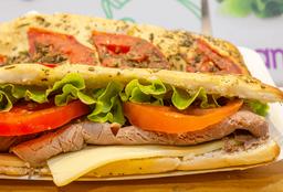 Sándwich Roastbeef Completo