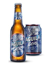 CervezaÁguila Cero