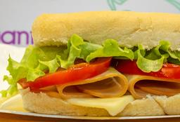 Sándwich de Pavo Compelto