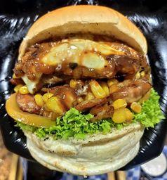 Hamburguesa Super Corn Burger