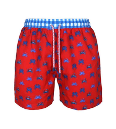 Pantaloneta Estampada Para Niño