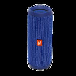 Parlante Flip 4 bluetooth-Recargable-NegroAzul-a prueba de agua