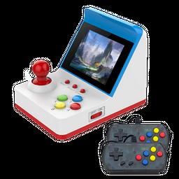 Consola retro Arcade -controles-RCA-Portatil-