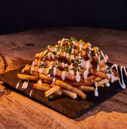 Chicken + Fries