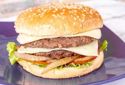 Hamburguesa Doble Carne de 100 gr
