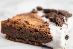 Brownie de Cookies & Cream