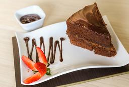 Torta Negras Intenciones Porción
