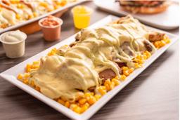 Mazorca Chorizo Butifarra