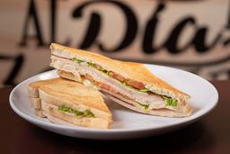Sándwich de Jamón Dulce