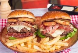 Combo 2x1 Burger Bambucha