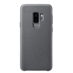 Carcasa Galaxy S9 Samsung hyperknit Cover - Gris
