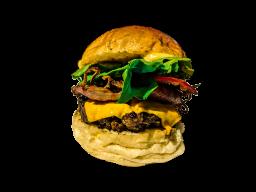 Hamburguesa Creed Burger