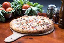 Pizza de Pollo Ranch Mediana