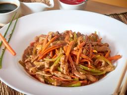 Cerdo en Salsa China