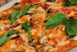Pizza de Rosi