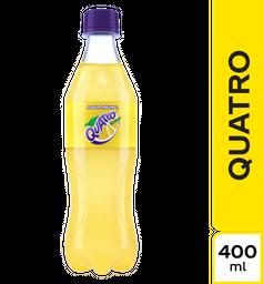 Gaseosa Quatro de 400 ml