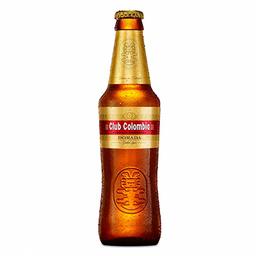 Cerveza Club Colombia Dorada 330ml