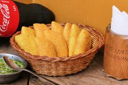 🥟 10 Empanadas + Gaseosa 1L