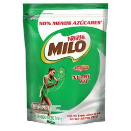 Milo Bebida en Polvo Bajo en Azúcar