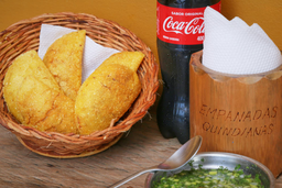 🥟 5 Empanadas + Gaseosa Personal