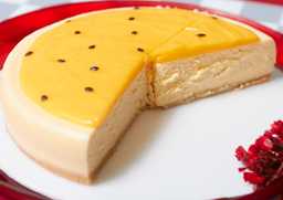 Torta Chees Maracuyá