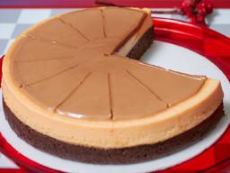 Torta Chocoflan Arequipe