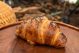 Croissant de Jamón y Queso