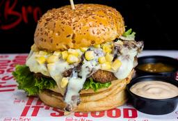 Hamburguesa Delight