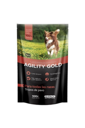 Agility Pouch Pavo 100 Gr