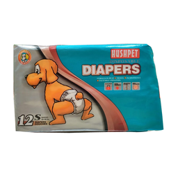 Panal Diapers S 12 Und