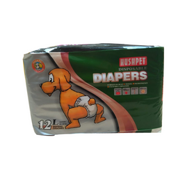 Panal Diapers L 12 Und