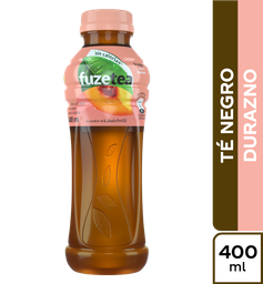 Fuze Tea Durazno 400 ml