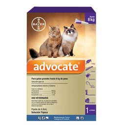 Advocate Gatos X 0.8 Ml(4-8Kl)