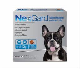 Nexgard Tab (4-10 Kl) Afoxolaner