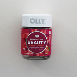 Undeniable beauty for hair. skin and nails  OLLY
