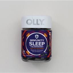Immunity Sleep Olly
