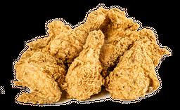Pollo A la Broaster Completo