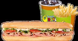 Combo Sándwich Súper Especial Grande