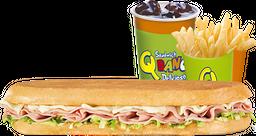 Combo Sándwich Especial Grande