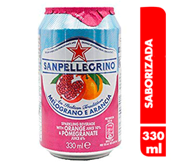 Soda San Pellegrino Melograno 330 ml