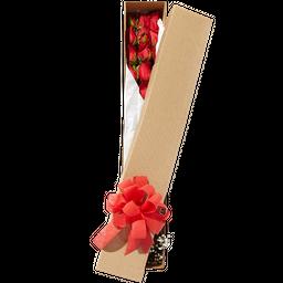 Melinda - caja de rosas